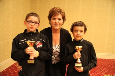 6_-Ty_Gaudreault_and_Ty_Kostyniuk_-_Cheryl_Olsen_Spirit_of_Hockey_Award.JPG